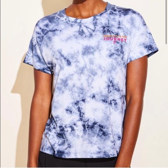 Peloton tie dye T-shirt size small medium new